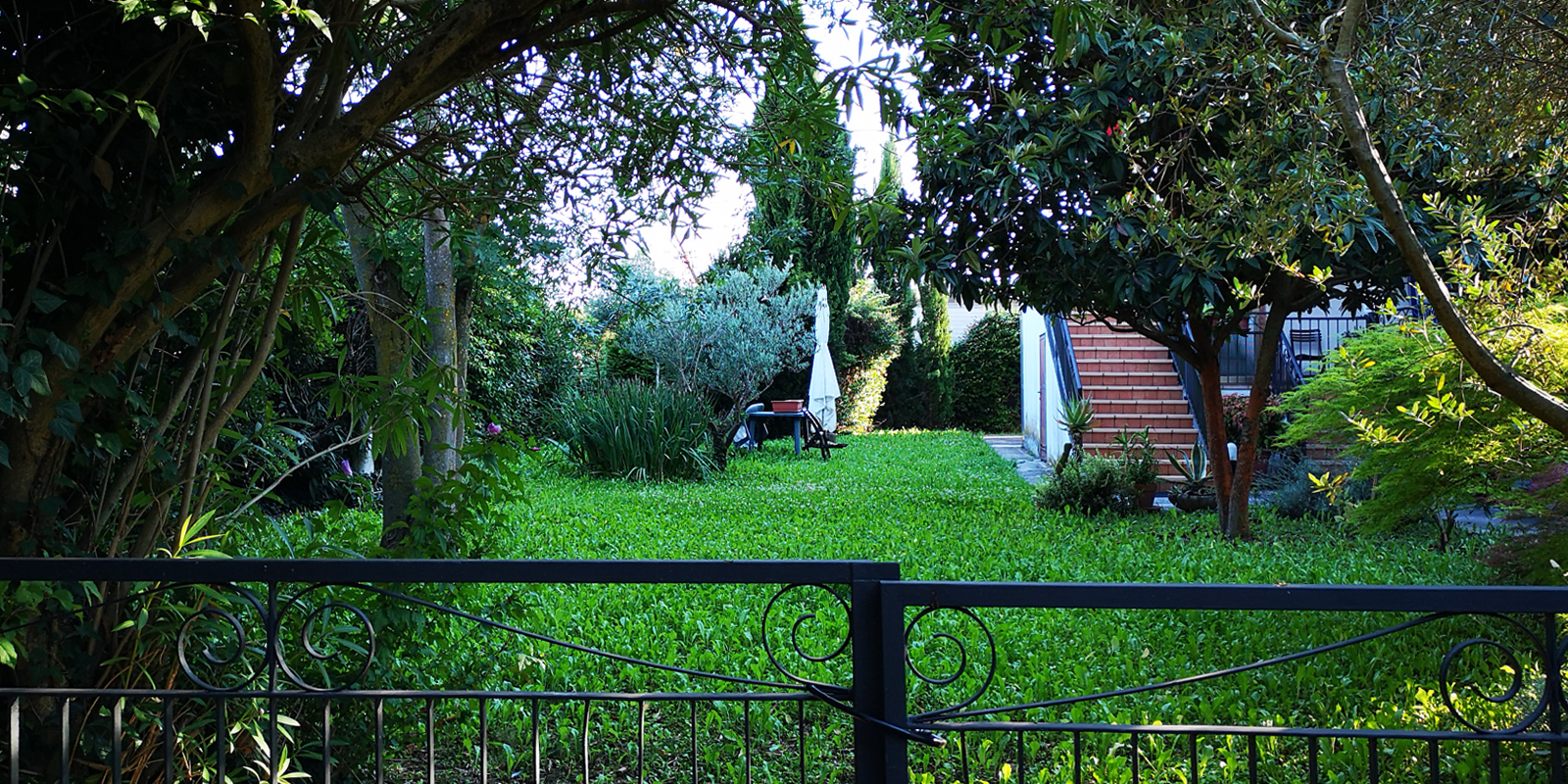 giardino isadora duncan